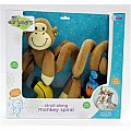 Stroll Along Monkey Spiral (Earlyears) - International Playthings E00289