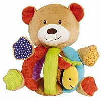 Honey Bear (Earlyears) - International Playthings E00299