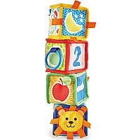 Soft Baby Blocks by International Playthings