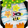 Earlyears Penguin Tabletop Water Pal Travel Water Play Mat for Ages 6 Months and Up - E00383