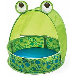 Pop Up Frog Travel Pool