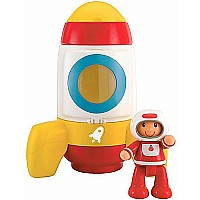 ELC Toybox Space Rocket