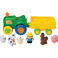 Funtime Tractor by International Playthings