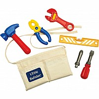 Little Builder Tool Belt by International Playthings