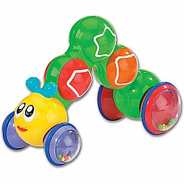 Press & Go Inchworm Kidoozie