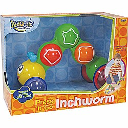 Press 'n Go Inchworm