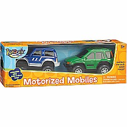 Build-A-Road Motorized Mobiles