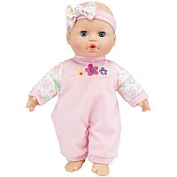 Cozy Cutie Baby Doll by International Playthings