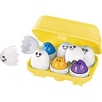 Peek 'n Peep Eggs by International Playthings