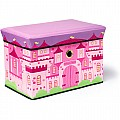 Princess Castle Toy Box