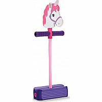 Unicorn Pogo Hopper