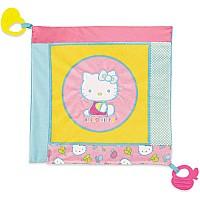Hello Kitty Teether Blanket