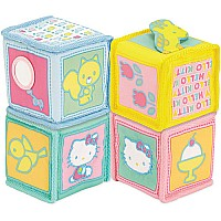 Hello Kitty Soft Blocks
