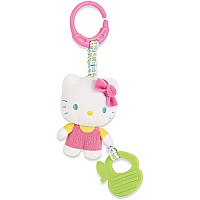 Hello Kitty Rattle Teether