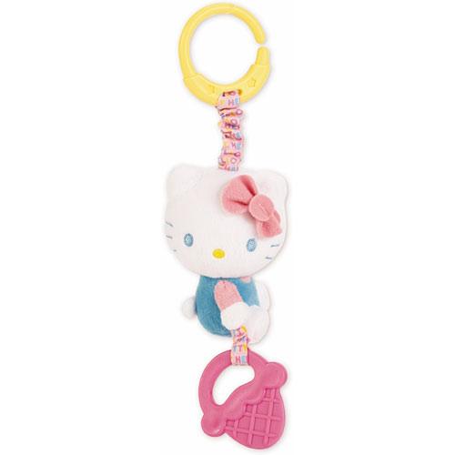 Hello Kitty Teether Friend - Fun Stuff Toys
