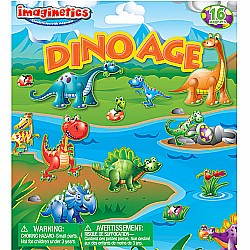 Magnetic Dino Age