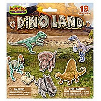Imaginetics Dino Land Play Board