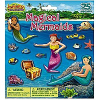 Imaginetics Magical Mermaids Play Board