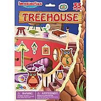 Treehouse Magnetic Set