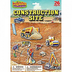Imaginetics Construction Site Play Board