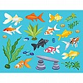 Imaginetics My Fish Tank Play Board