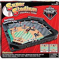 Super Stadium Baseball Game - International Playthings P00599