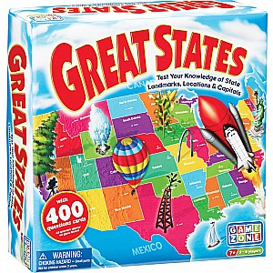 Great States Game 10th Anniversary Edition