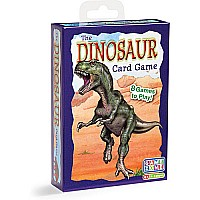 Dinosaur Card Game