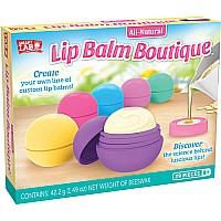 All-natural Lip Balm Boutique