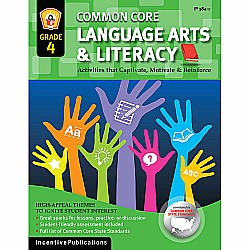 Common Core Language Arts & Literacy Grade 4