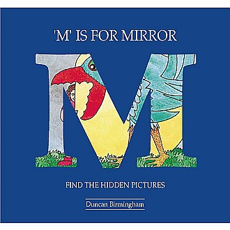 M. is for Mirror: Find the Hidden Pictures