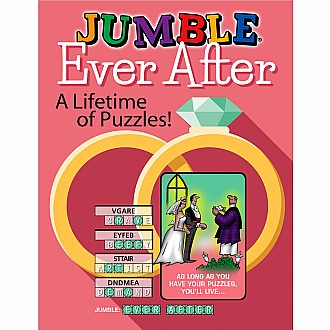 Jumble® Ever After: A Lifetime of Puzzles!