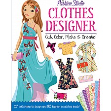 My Fashion Studio: Clothes Designer: Cut, Color, Make & Create!