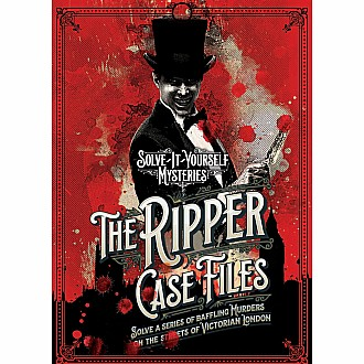 The Ripper Case Files