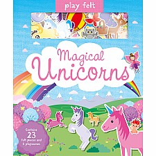 Play Felt Magical Unicorns