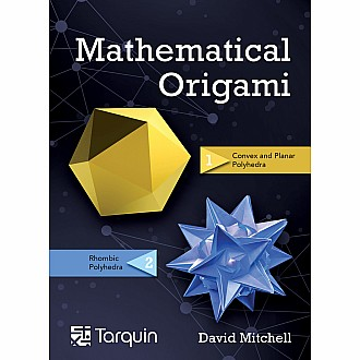 Mathematical Origami: Geometrical shapes by paper folding