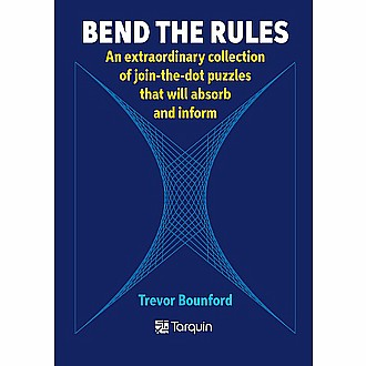 Bend the Rules: Join-the-dot puzzles to absorb and inform