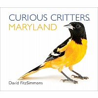 Curious Critters Maryland Board Book