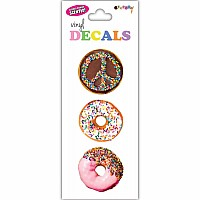 Donuts Small Decals