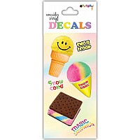 Frozen Delights Small Decals