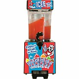 Icee Machine With Syrup