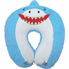 Shark Furry Neck Pillow