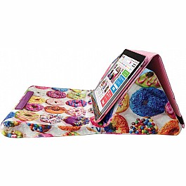 Assorted Donuts Tablet Pillow