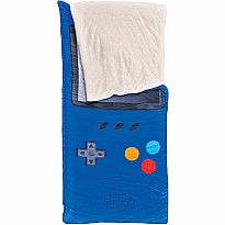 Game Over Sleeping Bag