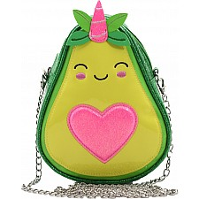 Avocado Crossbody Bag
