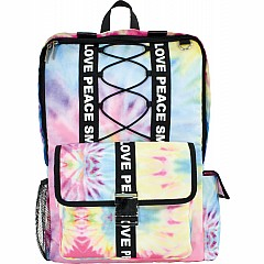 Tie Dye Utility Backpack