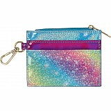 Shimmering Rainbow Card Holder