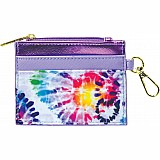 Heart Tie Dye Card Holder