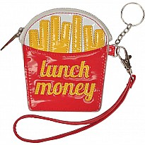 Lunch Money Purse/Key Chain