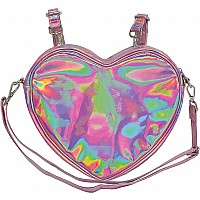 Heart Mini Backpack/Crossbody Bag